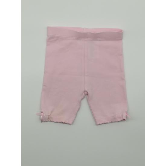 Rózsaszínű rövid leggings