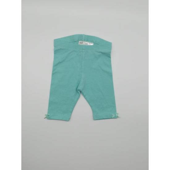 Mentazöld rövid leggings