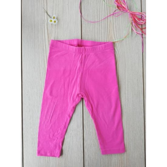 Pink színű leggings
