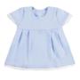 Kép 1/2 - Világoskék alkalmi kislány ruha CLASSIC GIRLS