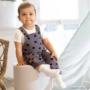 Kép 2/2 - Kantáros babanadrág kislányon