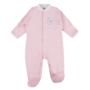 Kép 1/2 - Rózsaszín újszülött pizsama BABY LOVE