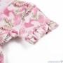 Kép 2/3 - Rózsaszínű baba napozó ujja
