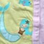 Kép 2/3 - Sellő minta a pizsamán