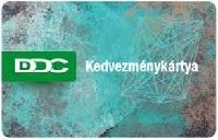 DDC kedvezménykártya